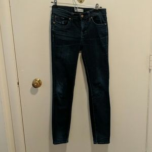 Skinny Skinny Midrise Madewell Jeans
